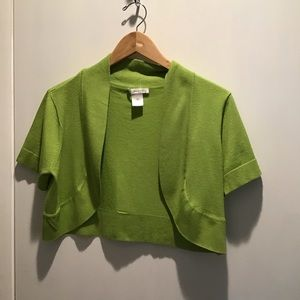 London Times Bolero Sweater